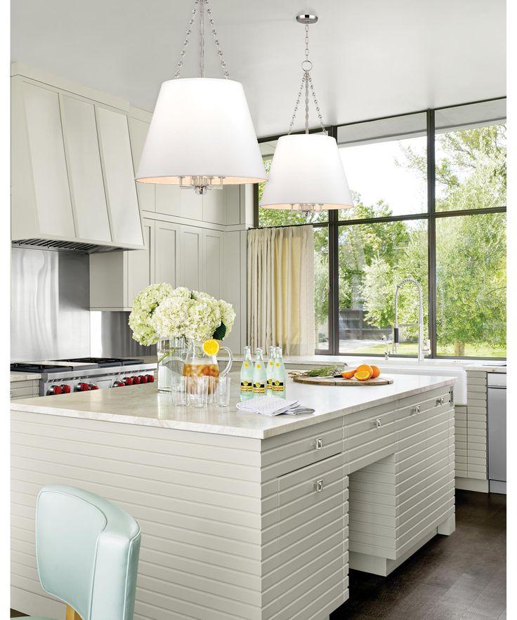 Hudson valley burdett 22 inch wide 8 light large pendant kitchen lighting fixtureslight
