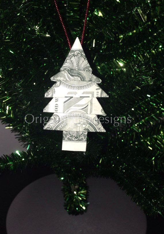78 best $ Origami TREE Ornaments images on Pinterest ... - photo#20