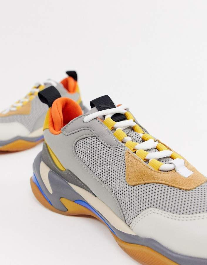 Puma Thunder Spectra Gray Sneakers   Schoenen