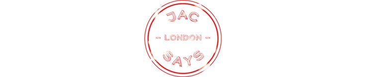 BLOG   Jac Says eat cake in London