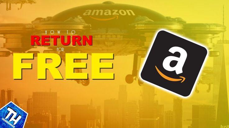 How To Return Amazon Items (Canada US..) | Complete Beginner Guide (Printing Return Slip) 2017