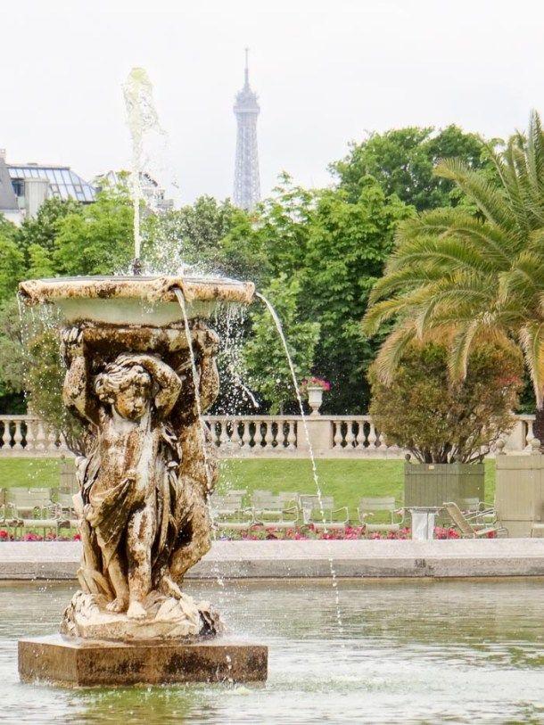 16 lugares para visitar em Paris   – PARIS