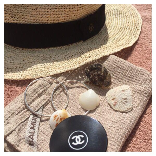 Panama Hat & Waffle Towel | Balmuir