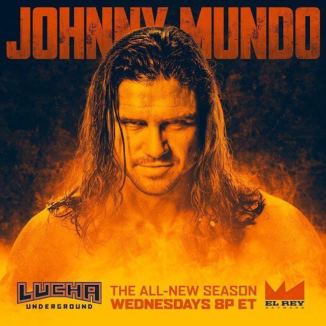 Lucha Underground @luchaunderground It's Johnny Mundo...Instagram photo   Websta (Webstagram)