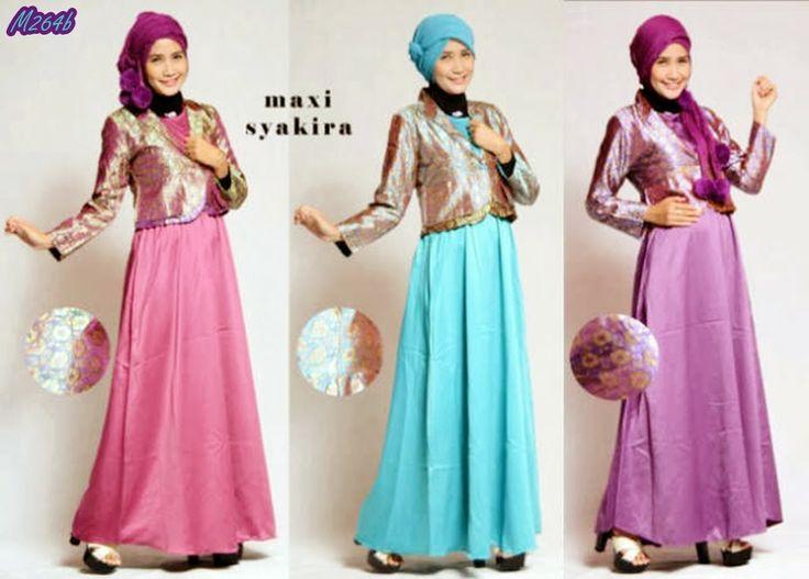 Bahan maxi style dresses