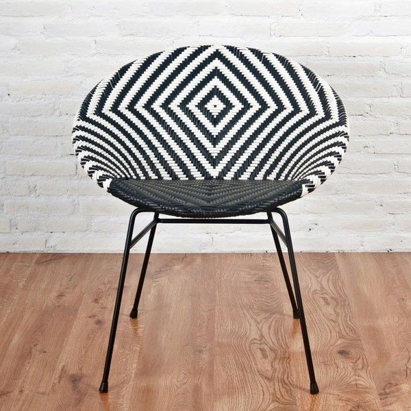 Best 25 stuhl retro ideas on pinterest retro st hle for Rattan design stuhl