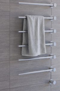 Vola towel warmer to bring you comfort