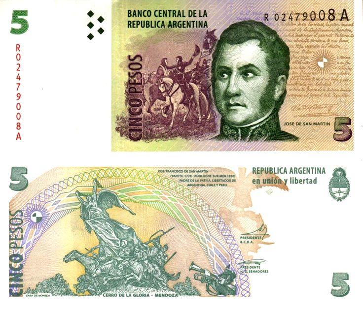 Argentina 5pesos