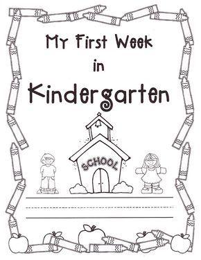 Best 25+ Kindergarten first week ideas on Pinterest
