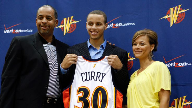 Stephen Curry's family grounds him even as 'it's surreal' for them | NBA | Sporting News