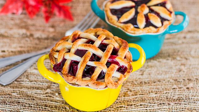 14 of the Most Creative Pie Crust Designs | Brit + Co