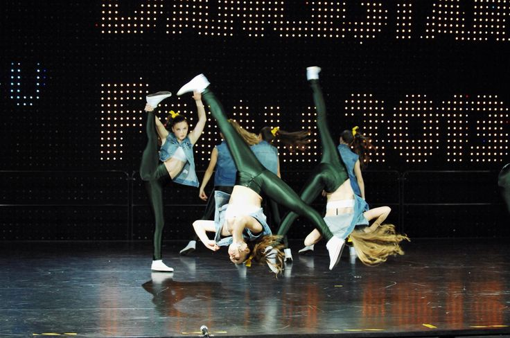 MTV commercial style choreography, acrobatic, gymnastics, cool talented dancers, fashion costumes. www.novumdance.sk