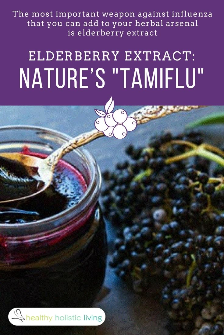 Whether you are concerned with the seasonal flu or the potential of a deadly strain of influenza becoming pandemic, elderberry extract is a vital addition to your vault of flu remedies. #flu #elderberry