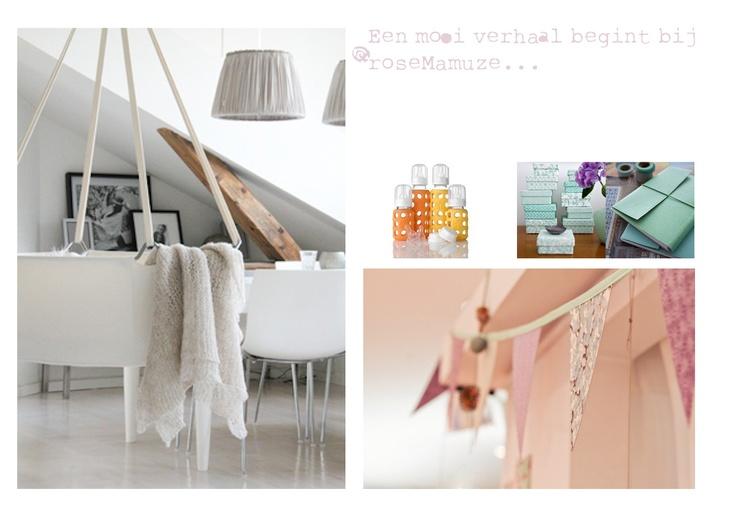 roseMamuze, jouw lifestylewinkel, originele geboortelijsten
