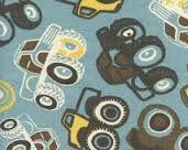 Monster Truck Bean Bag Cover, Blue, Yellow, Black, Trucks, by CopperBugCompany on Etsy