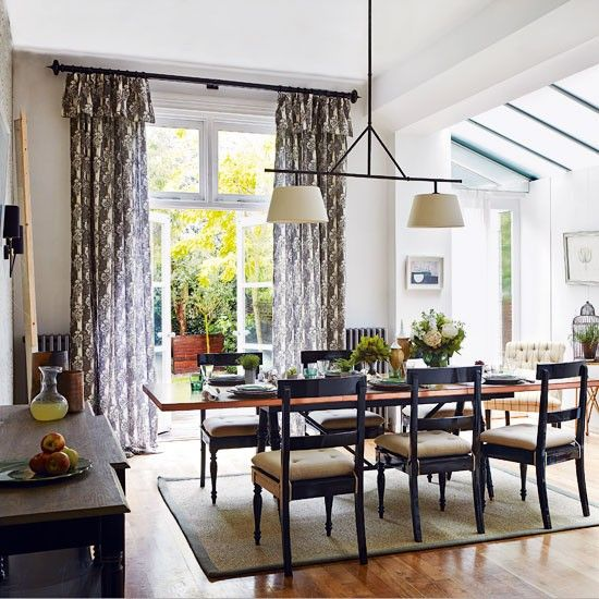 17 Best Images About Curtain Ideas On Pinterest  Window New Formal Dining Room Curtain Ideas Design Inspiration