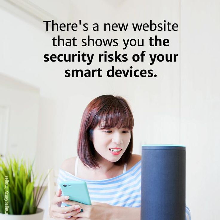 A New Website Shows You the Security Risks of Your Smart Devices