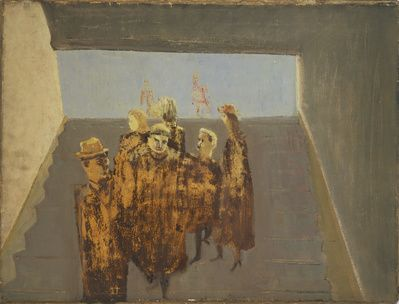 Untitled, 1934 By Mark Rothko