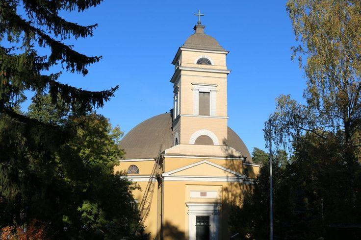 Nokian kirkko