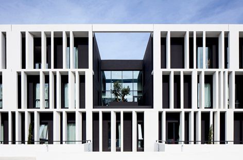 ACADEMY OF ART CRAFTS ESMA, Auzeville-Tolosane, 2013 - LCR Architectes