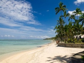 Fiji - this is view I remember.
