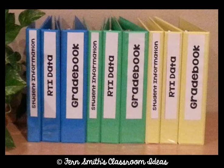 25+ best ideas about Binder labels on Pinterest | Binder ...  Organized Student Binder
