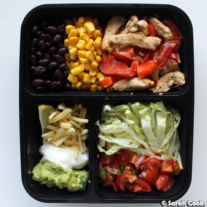 Good morning and happy Monday! Time for a new Meal Prep Monday post! I've got a bright and sparkling chicken fajita bowl. I dare say this ...