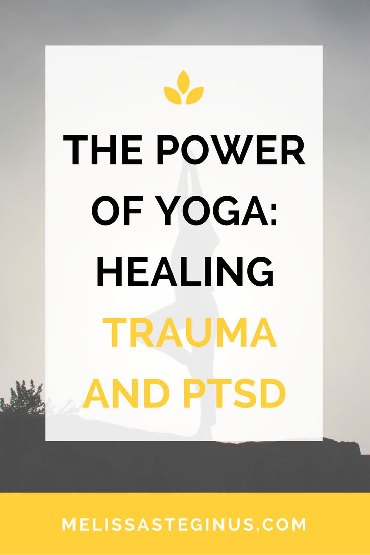Healing power of yoga to overcome traumatic experiences (US-based info)