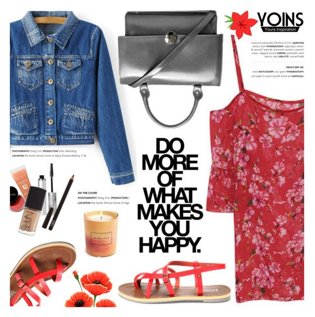 """""""Yoins"""" by helenevlacho ❤ liked on Polyvore featuring Jo Malone, yoins, yoinscollection and loveyoins"""