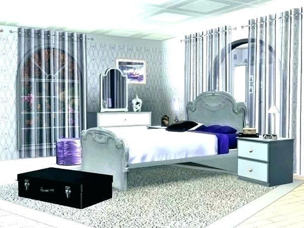 Bemerkenswert Unglaublich Dunkel Lila Schlafzimmer Ideen