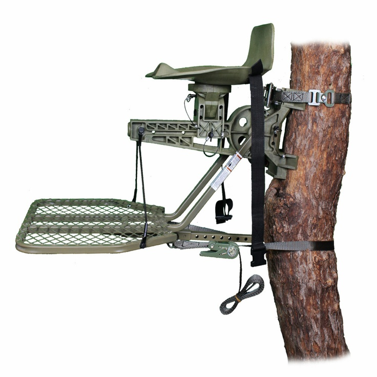 Swivelimb treestand products i love pinterest deer for Climbing tree stand plans