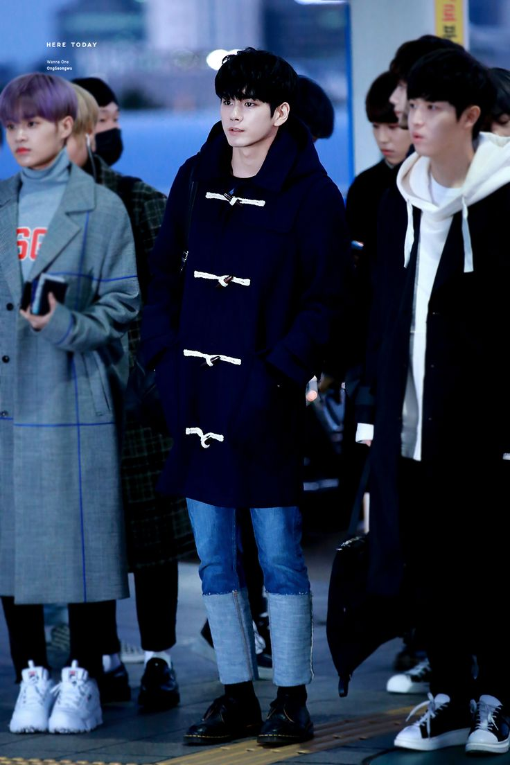 171124 Wanna One #Daehwi #Ong #Jaehwan