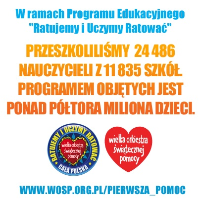 Szkolimy, szkolimy. http://www.wosp.org.pl/pierwsza_pomoc