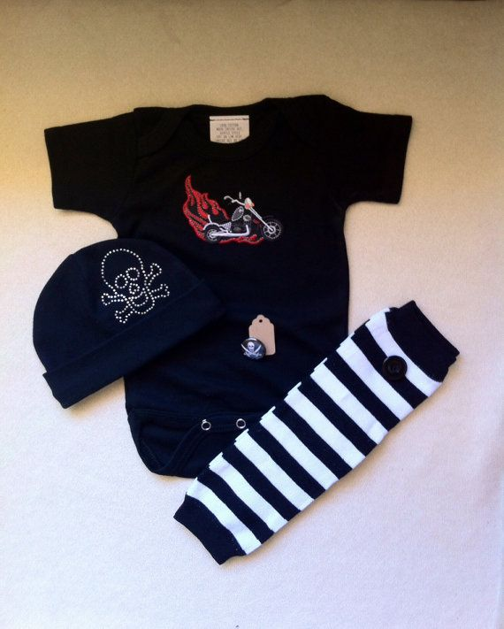 Harley Davidson Baby Clothes Simple 123 Best Harley Davidson Baby Stuff And Ideas Images On Pinterest Design Inspiration