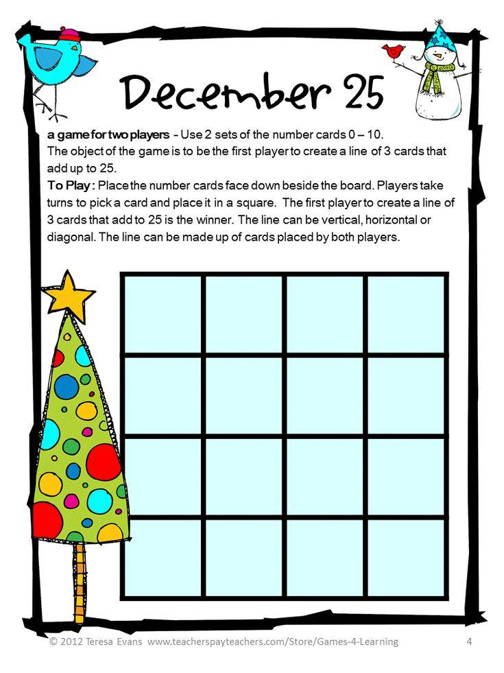 34 best CHRISTMAS MATH images on Pinterest   Christmas math ...