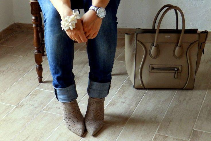 #CarolaDisiot di #PurseintheKitchen indossa il jeans #LollyStars
