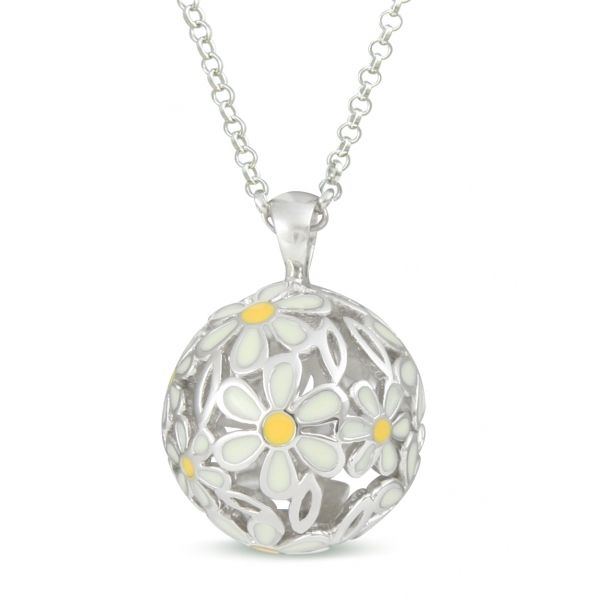 Love Sphere of Life jewelry! This is the Daisies Necklace. Great gift idea for moms, sisters, BFFs and bridesmaids.