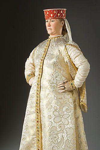 Tsarevna Sophia Alekseyevna aka. Царевна Софья Алексеевна from Historical Figures of Russia