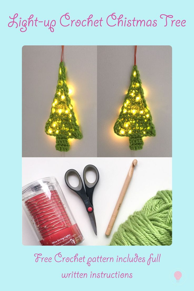 Festive Free Friday Round Up My 2017 Sign Off Dora Does Crochet Christmas Trees Pattern Holiday Crochet Crochet Christmas Decorations