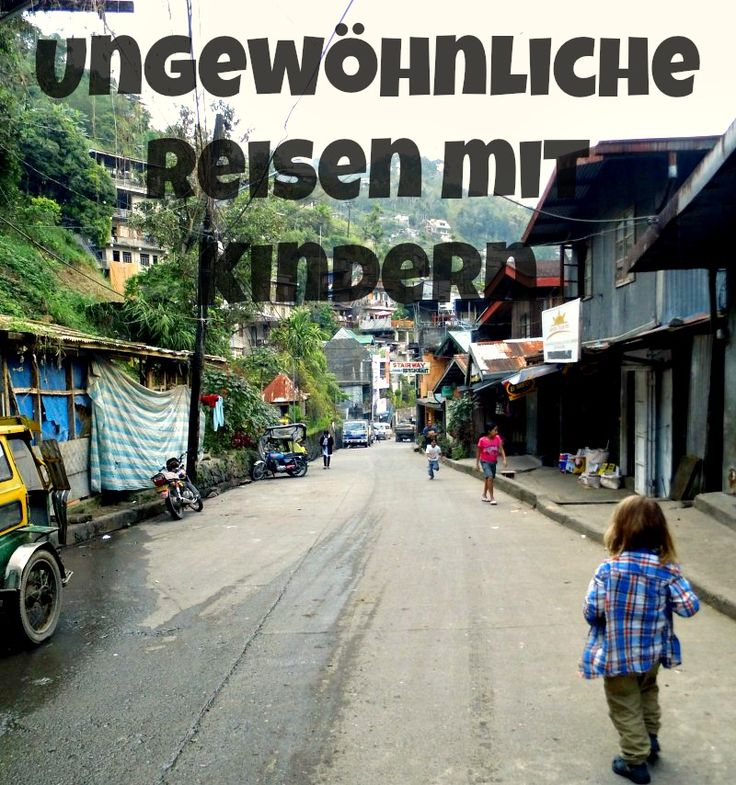 Ungewöhnliche Reisen mit Kindern? Nach Schweden im Winter, nach Thailand in die Sonne oder oder oder. Ungewöhnliche Reisen mit Kindern sind nicht selten