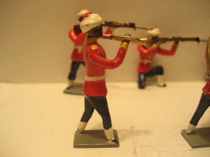 VINTAGE LEAD SOLDIERS W/ TURBANS-HEYDE-JOHILLCO-BRITAINS LTD- PRE WAR -30/40's.   eBay