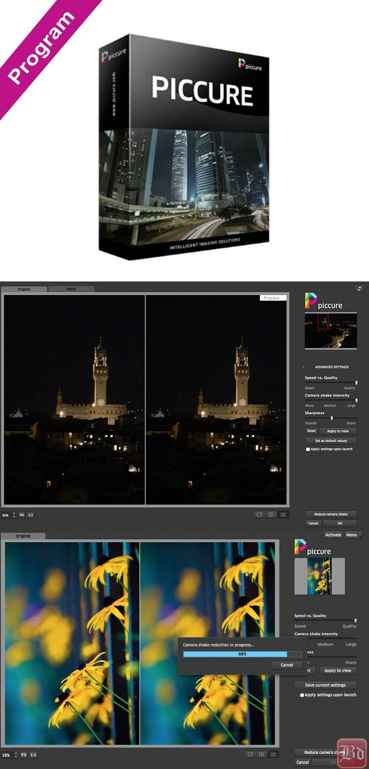 Piccure+ Full 2.5.0.69 indir Adobe Photoshop and Lightroom