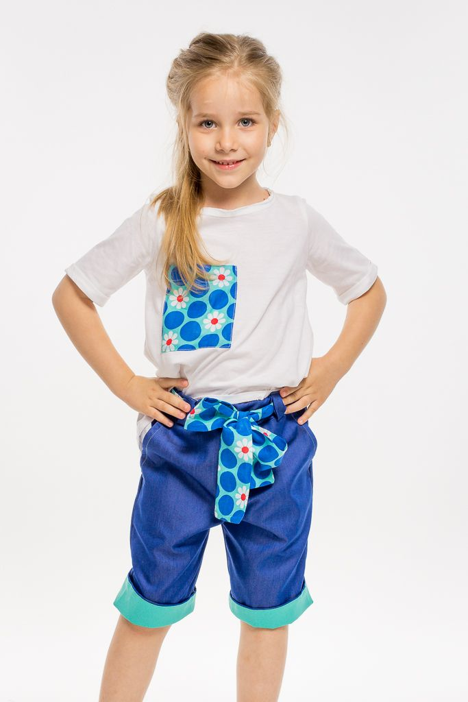 Cool outfit for summer holidays designed with love from Designers for kids