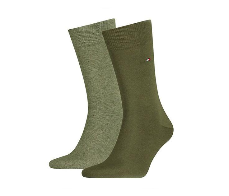 ¡ATREVETE! Pack de 2 calcetines Tommy COLOR VERDE OLIVA A 13.95€. ENVÍO 24/48h. Buena relación calidad precio, cómodos y resistentes. Más en http://www.varelaintimo.com/93-calcetines-de-algodon