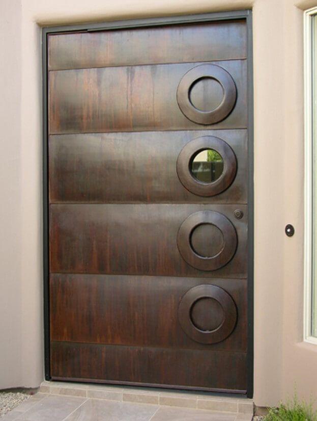 Most Popular West Coast Home Improvement Projects Contemporary Front Doors Steel Doors Cool Doors