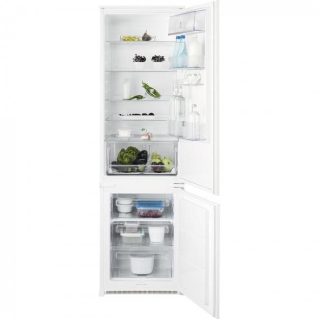Встраиваемый холодильник ELECTROLUX ENN93111AW – купить на ➦ Rozetka.ua. ☎: (044) 537-02-22, 0 800 503-808. Оперативная доставка ✈ Гарантия качества ☑ Лучшая цена $