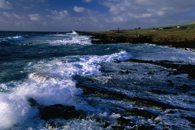easter island surf