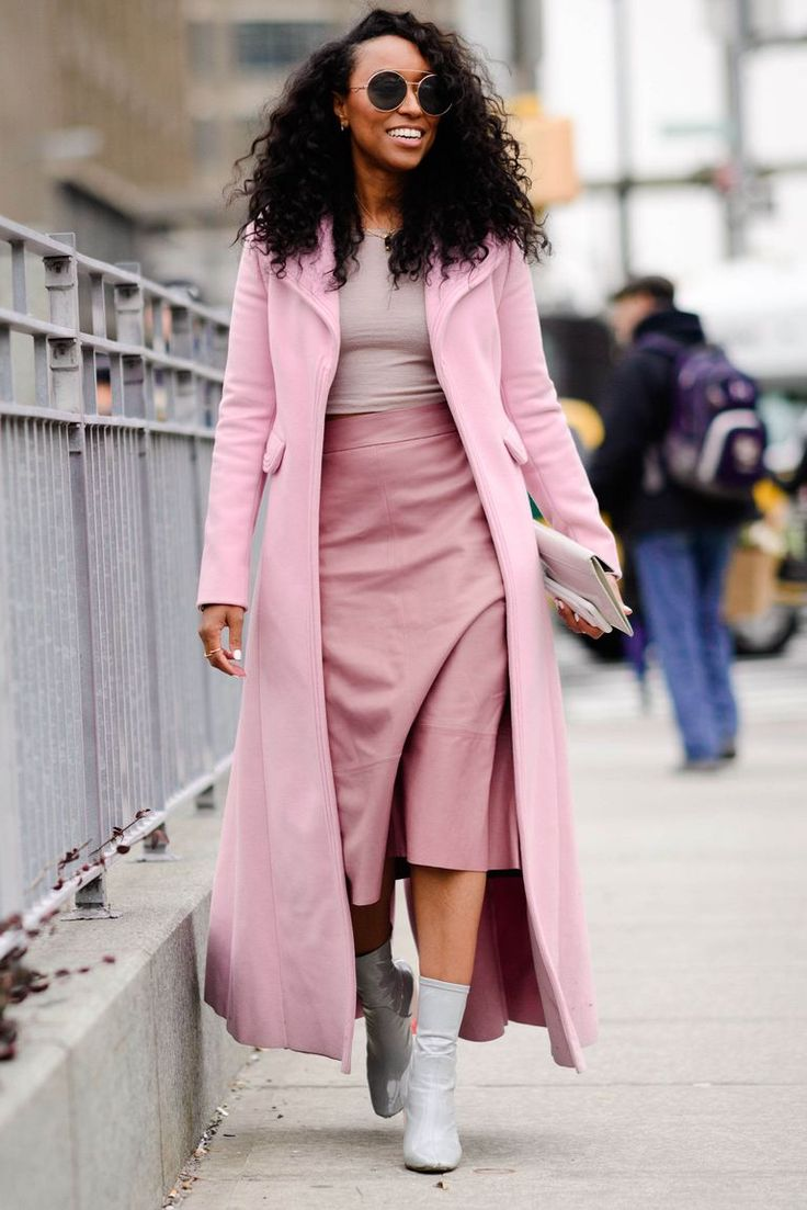 #TheLIST: Spring Jacket Trends To Shop Now: A Colorful Duster