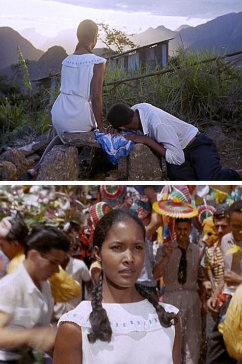 living in: black orpheus | Design*Sponge  Gorgeous film and the Sound Track becomes your number one go to playlist.
