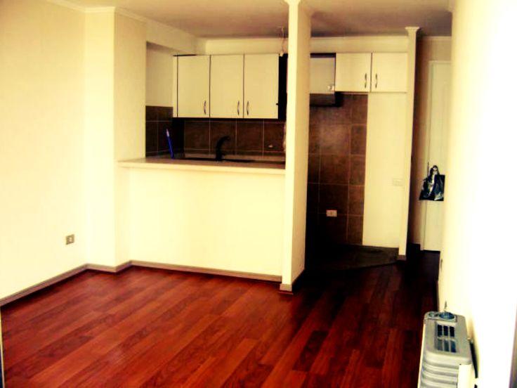 Hermoso departamento 2 dormitorios 1 baño ubicado en El Llano, San Miguel. www.meinhaus.cl